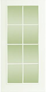 Межкомнатные белые двери 6-12 Эконом