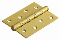 Дверные петли E1008C (Золото матовое)