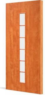 Межкомнатные ламинированные двери 20-12 (миланский орех)
