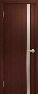 Ульяновские межкомнатные двери 39-1 Вертикаль (венге)