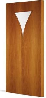 Межкомнатные ламинированные двери 20-4 Вымпел (итальянский орех)
