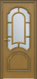 Ярославские межкомнатные двери 3-7 Виктория