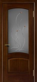 Ульяновские межкомнатные двери 36-3 Леон (тон 3 КД)