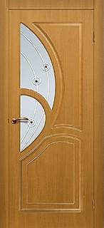 Ярославские межкомнатные двери 3-15 Парус (орех античный)