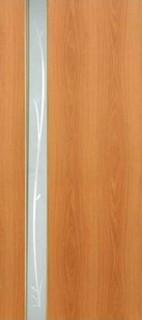 Межкомнатные ламинированные двери 20-18 Вертикаль