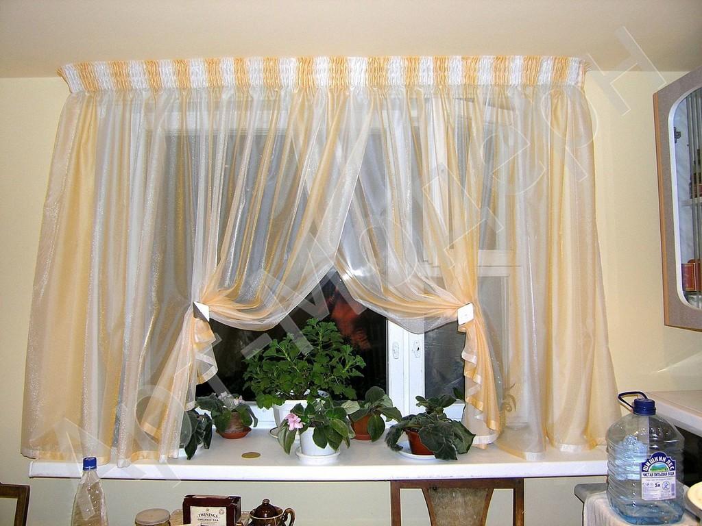 Салон штор. Купить шторы, гардины (Киев)