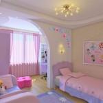 Детская комната для девочек фото