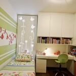 Детская комната для девочки 10 кв м
