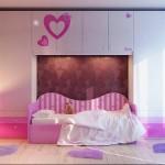Детская комната для девочки 11 лет дизайн