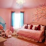 Детская комната для девочки 3 лет