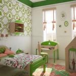 Детская комната для девочки 5 лет дизайн