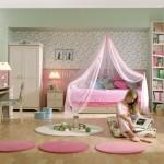 Детская комната для школьника девочки
