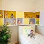 Детская комната 9 кв м для девочки