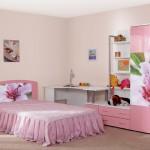 Дизайнер детской комнаты для девочки