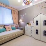 Как обустроить детскую комнату для девочки