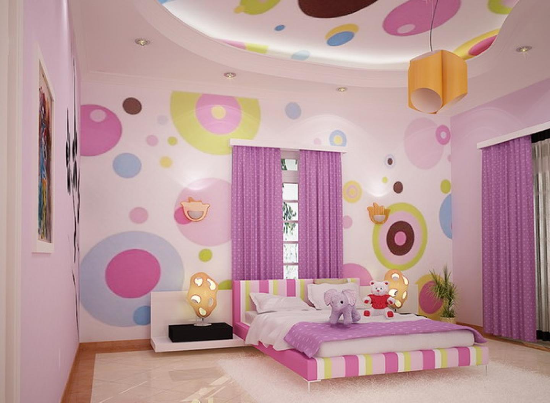 Как сделать детскую комнату фото 403