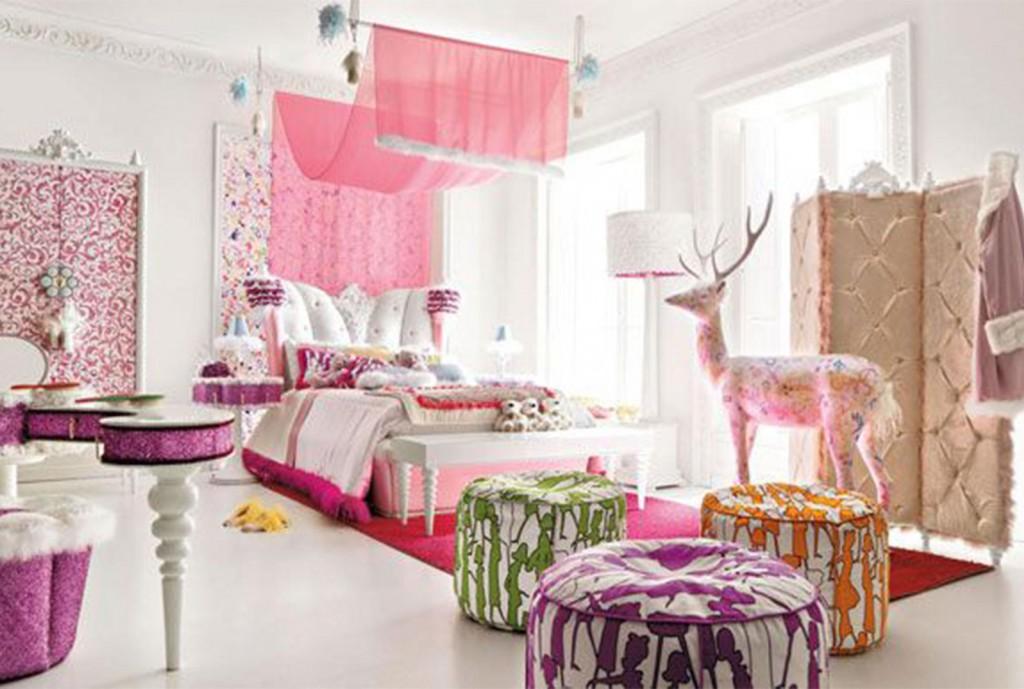 дизайн детской комнаты для девочки фото дизайн оформление