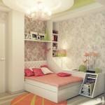 Маленькая детская комната для девочек фото