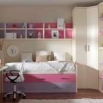 Маленькая детская комната для девочки