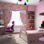Мебель для детской комнаты для девочки подростка