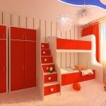 Модульные детские комнаты для девочек