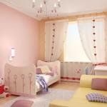 Ремонт детской комнаты своими руками для девочек