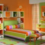 Стенка в детскую комнату для девочки