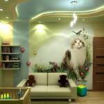 Фотообои для детской комнаты для девочек фото