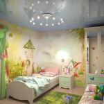 Фотообои для детской комнаты для девочек