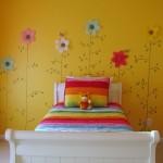 Цвета для детской комнаты для девочки