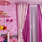 Шторы для детской комнаты для девочек фото