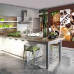 Фотообои для оформления кухни