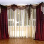 Красивые шторы для зала фото новинки