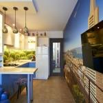 Фотообои природа для кухни