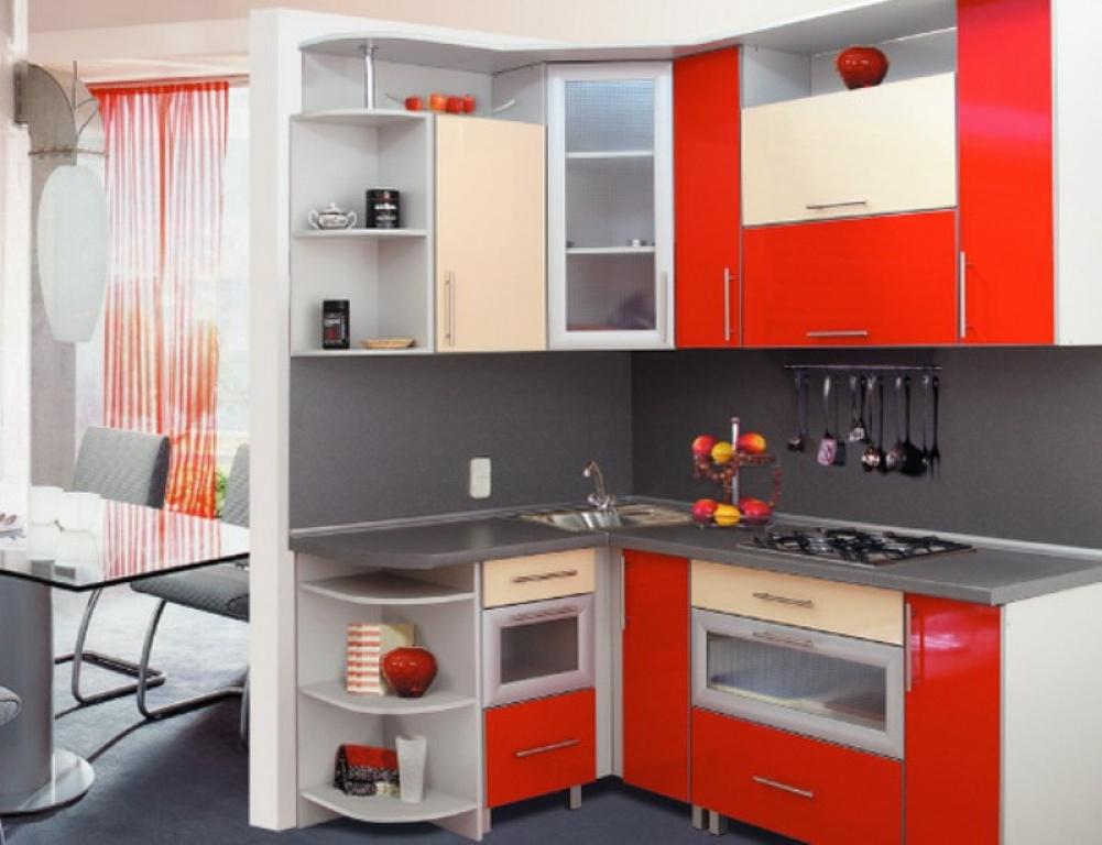 Кухонный дизайн маленькие кухни