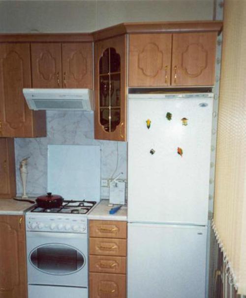 Идеи дизайна кухни в хрущевке 44 фото Дизайн