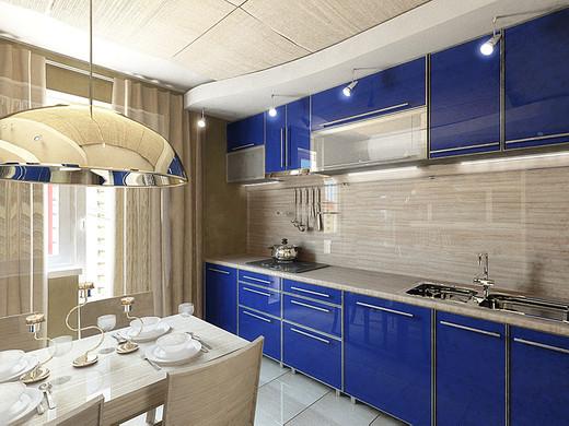 Дизайн проекты кухни 9 метров