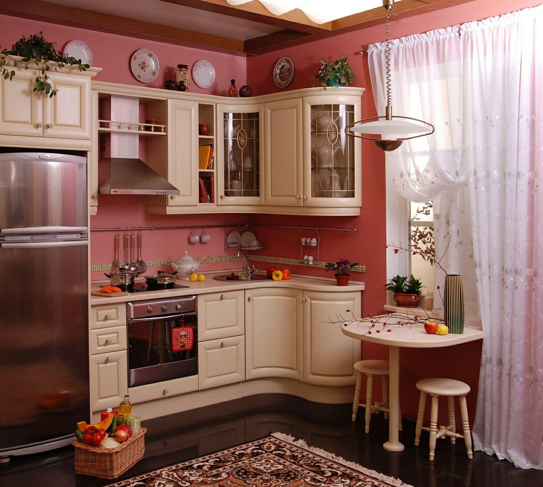Маленькие кухонные гарнитуры для кухни.