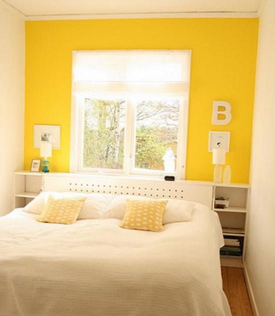 Дизайн спальни 9кв