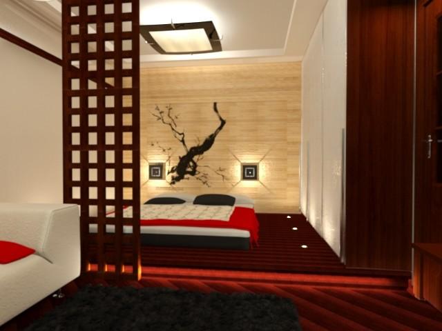 Как из большой комнаты сделать спальню и зал
