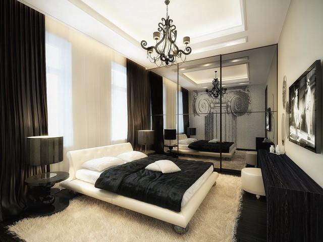 фото интерьеры спальни в современном стиле