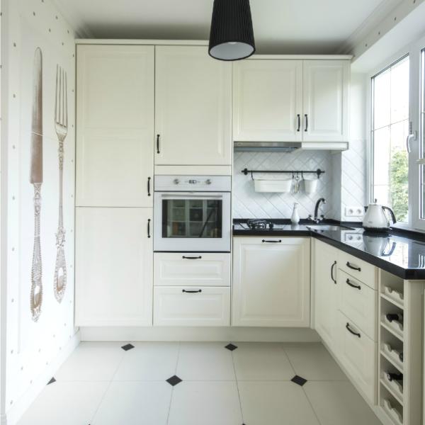 Красивый дизайн кухни в хрущевке: Как сделать интерьер кухни в хрущевке модным и функциональным
