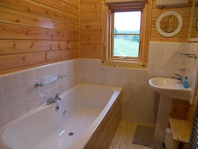 Ванная комната в частном доме своими руками