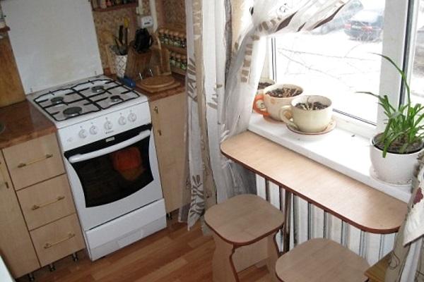 Идеи ремонта для маленькой кухни своими руками