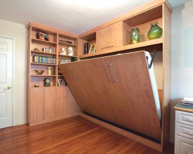 Встраиваемая мебель для как сделать