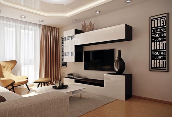 Дизайн квартиры 2017 современные