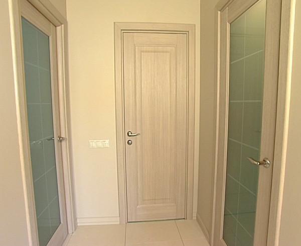 пол и двери сочетание цветов фото