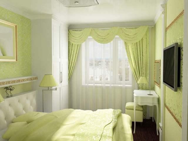 Маленькая спальня дизайн фото 9 кв.м фото