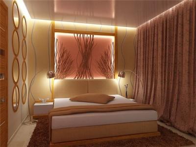 ремонт спальни 12 кв м фото спальни