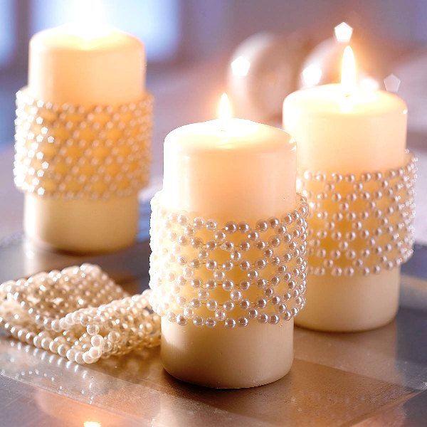 Сделать свечи из воска своими руками мастер класс